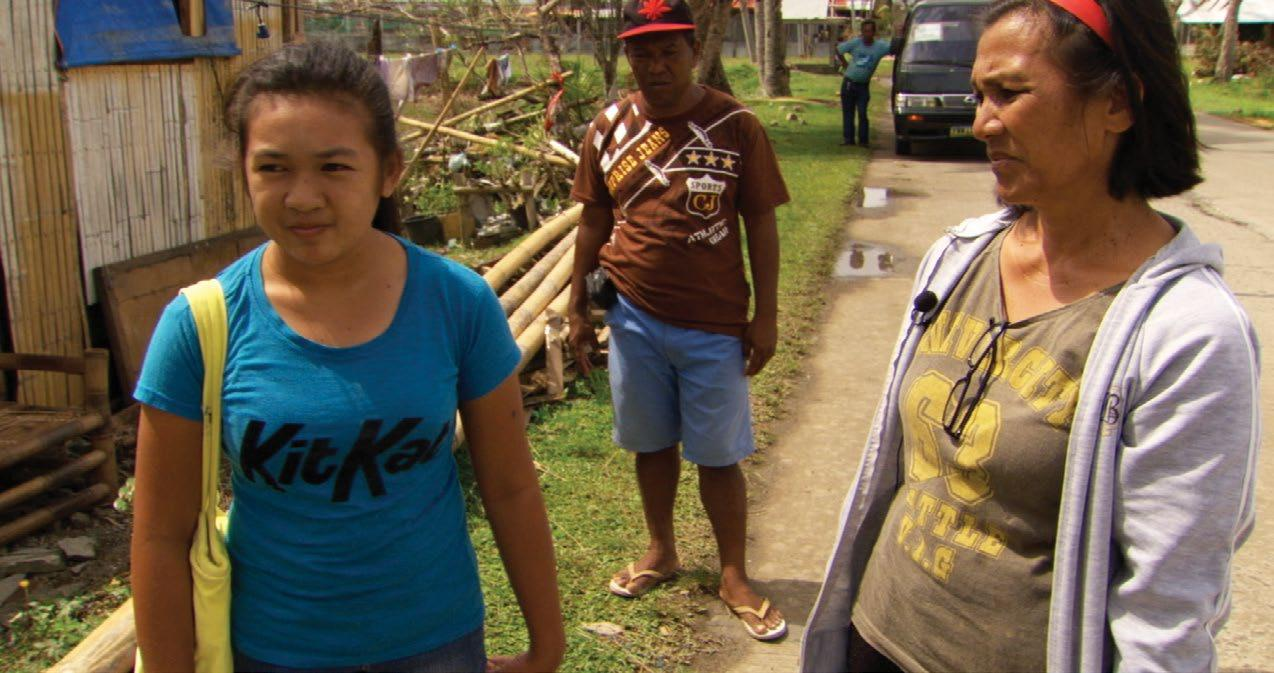 Page 10 of On the Heels of Typhoon Haiyan: ADRA helps victims rebuild