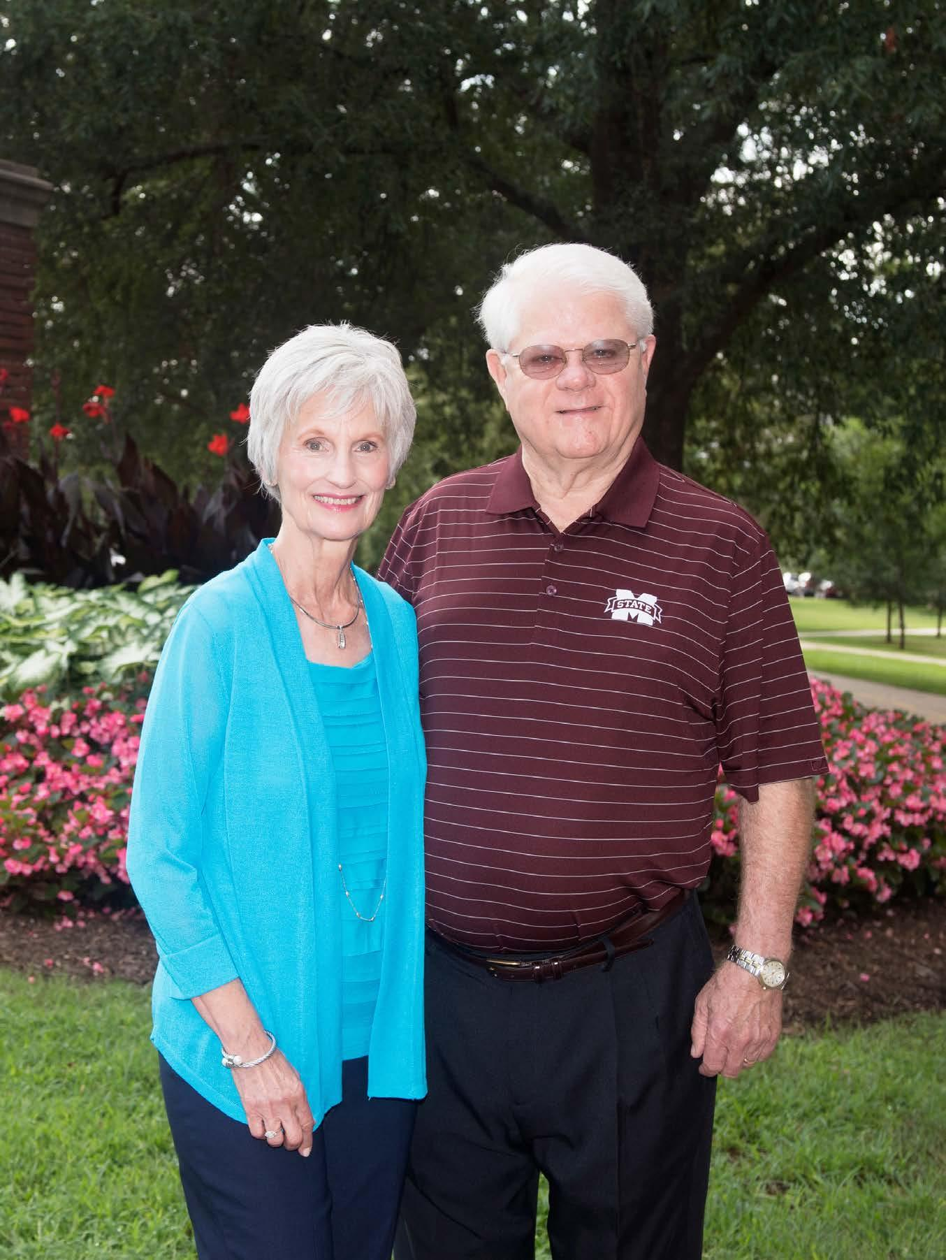 Page 44 of All in the Family: Bakers Strengthen Impact at MSU