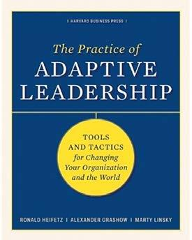 Page 6 of The Practice of Adaptive Leadership: Tools and Tactics for Changing Your Organization and the World