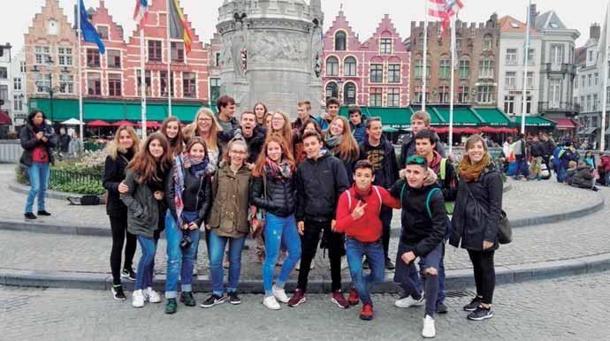 Page 16 of Erasmus + egitasmoa Nafarroako Unibertsitatearekin elkarlanean