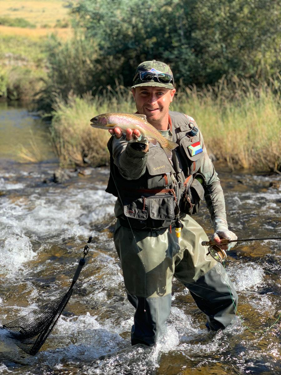 Page 58 of Finding your river technique Part II in a Series of Articles by Brett van Rensburg