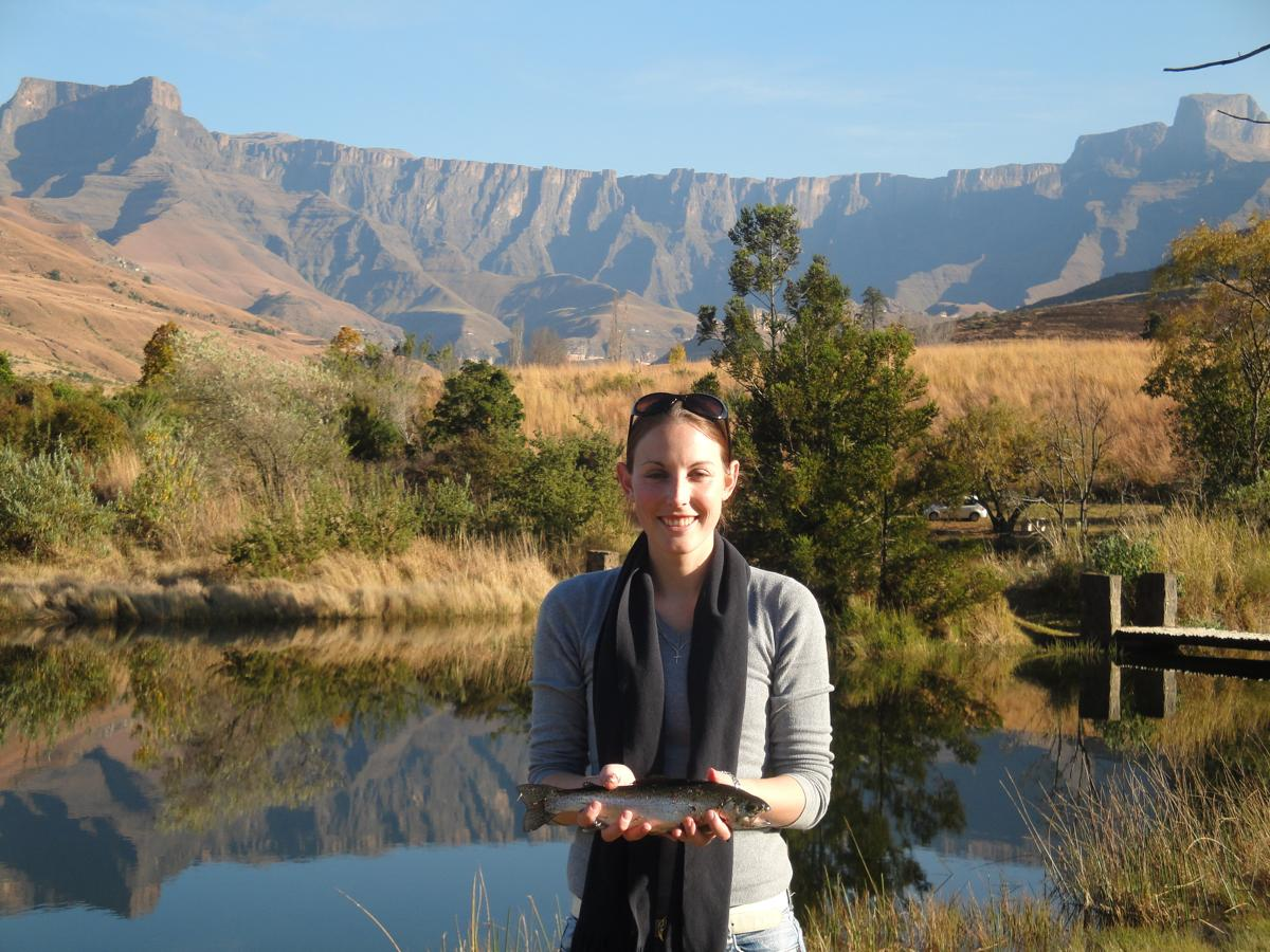 Page 64 of WOMEN IN WADERS - My flyfishing journey