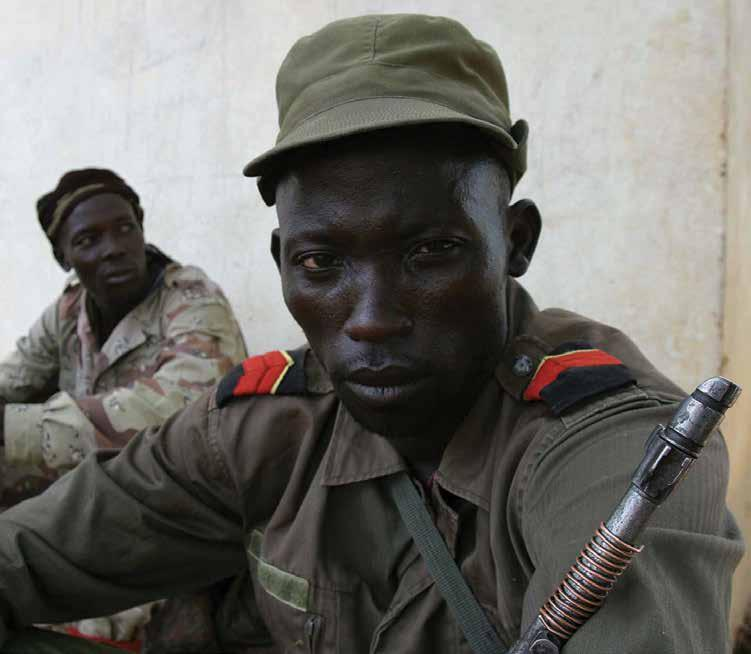 Page 6 of Central African Republic: Delivering the gospel when War is Raging