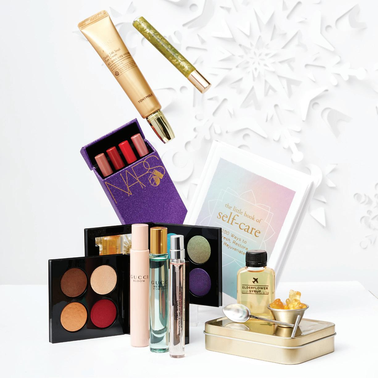 Shine 24K Gold Holiday Gift Box limited release