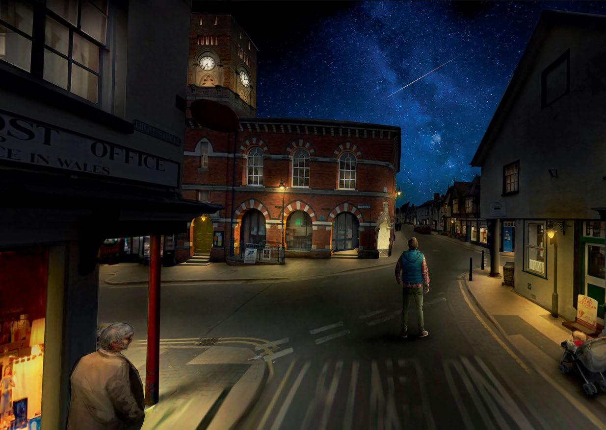 Page 28 of Presteigne Dark Sky Masterplan: UK