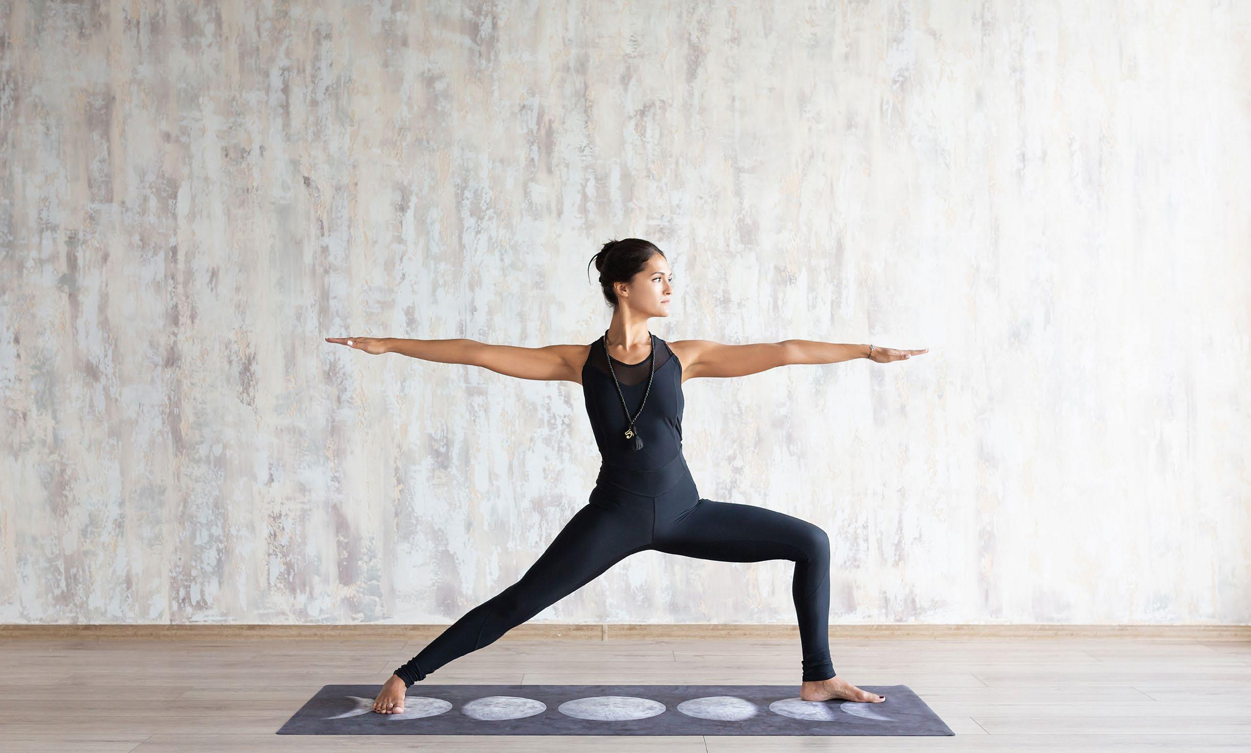 Page 23 of Conquer Stress and Improve your Well-being with Yoga