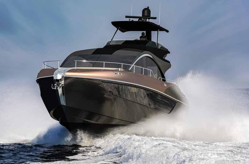 Page 84 of CONQUERING THE OCEANS LY 650 - THE WORLD'S MOST EXPENSIVE LEXUS