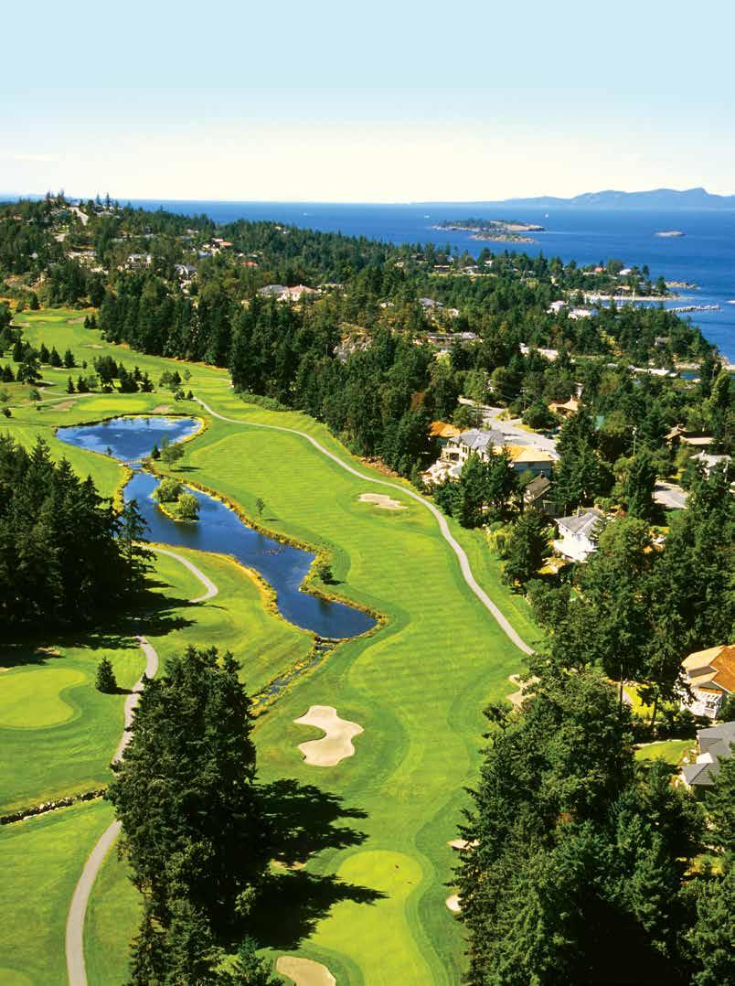 Page 1 of VANCOUVER ISLAND GOLF VACATIONS
