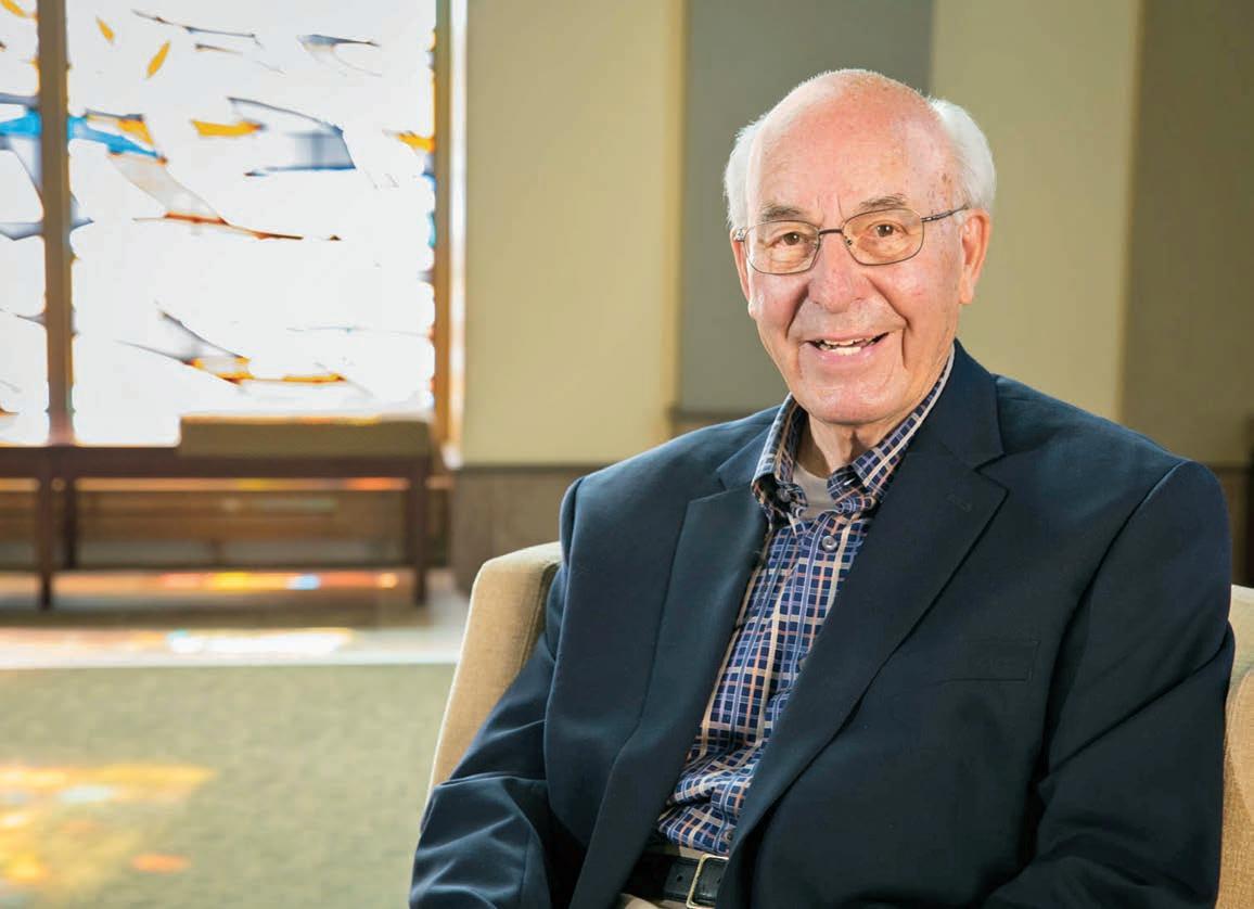 Page 14 of Legacy: Dr. James Diehl