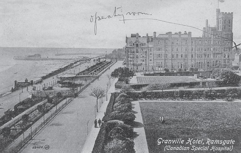 Page 12 of The grand old Granville - new plans afoot for the once-famous hotel