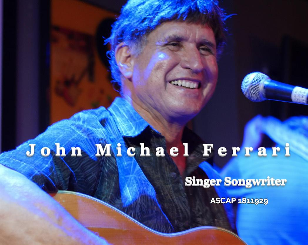 Page 28 of JOHN MICHAEL FERRARI