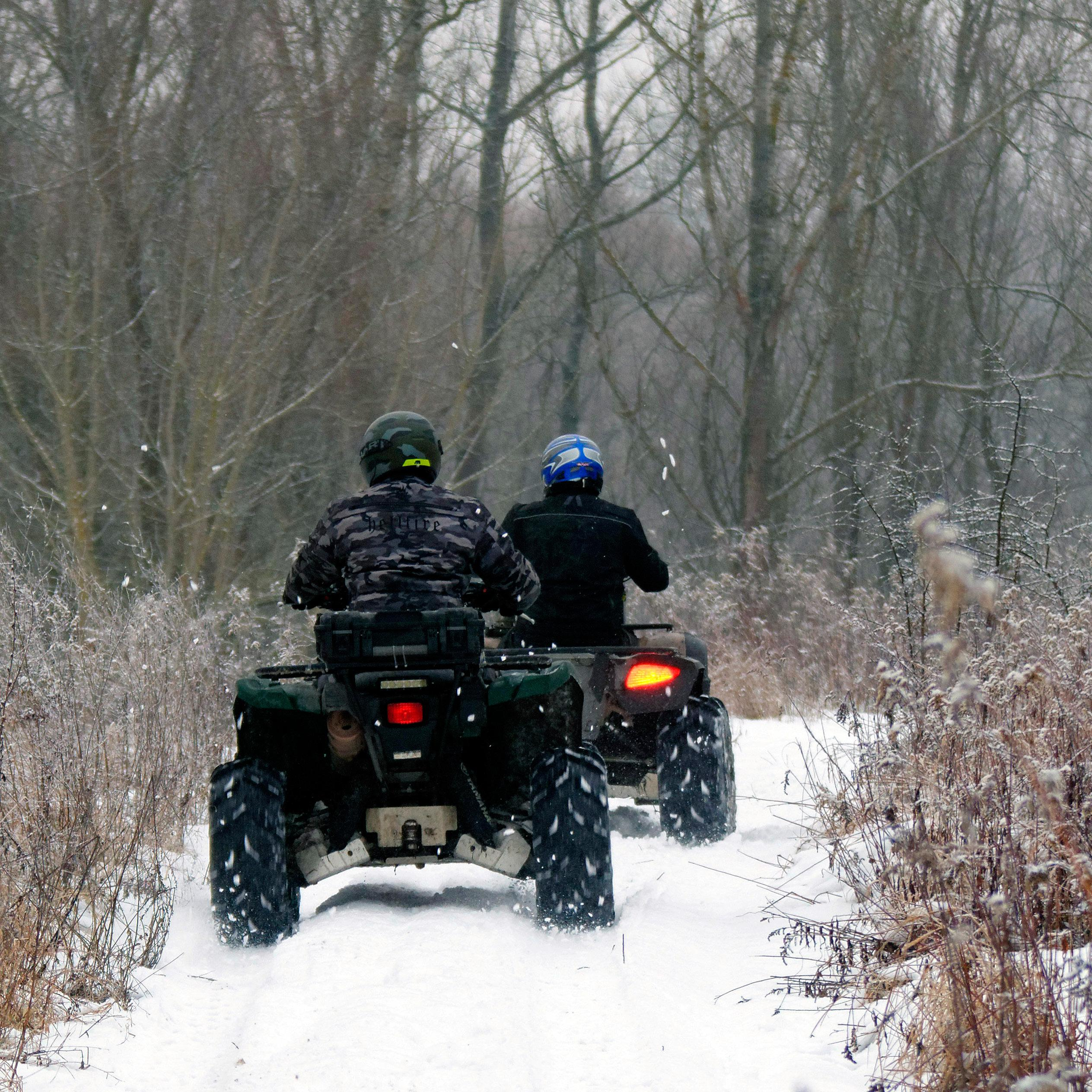 Page 28 of ATV Trails In the Kawarthas