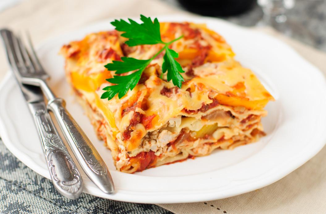 Page 10 of Lasagna by Bellingham Pasta Co
