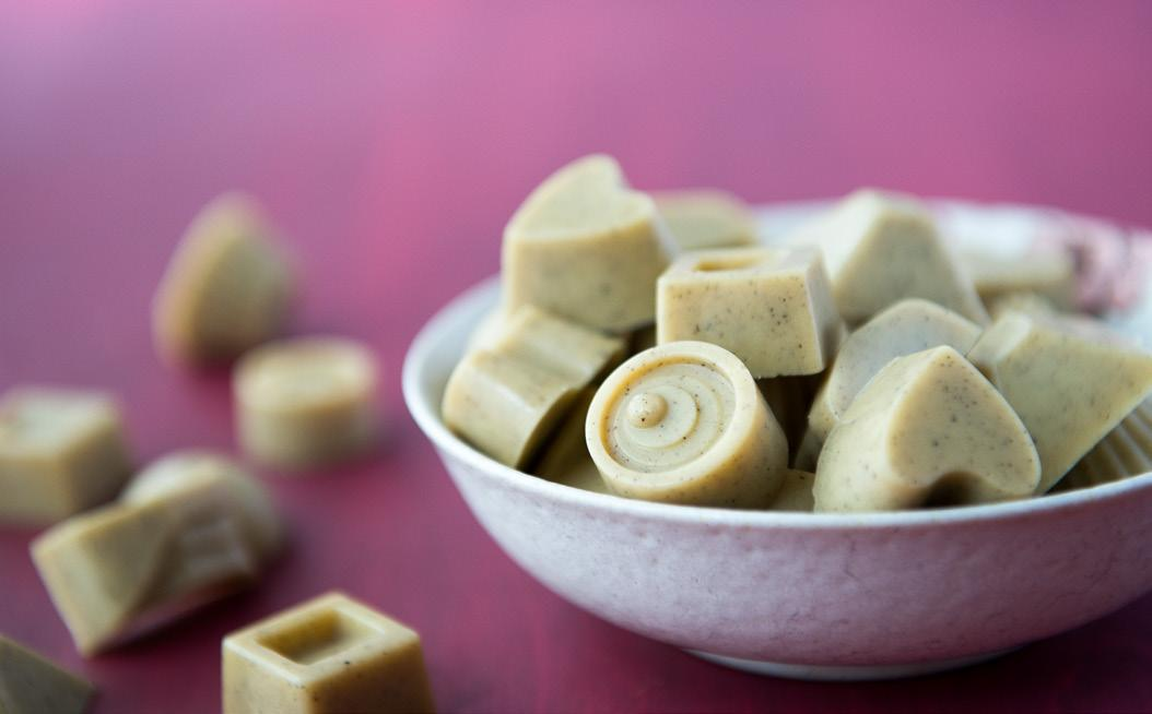 Page 20 of Homemade White Chocolates by Alissa Segersten