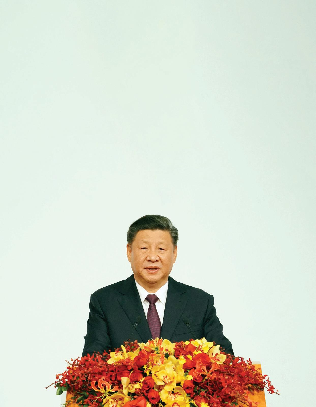 Page 6 of Welcoming President Xi