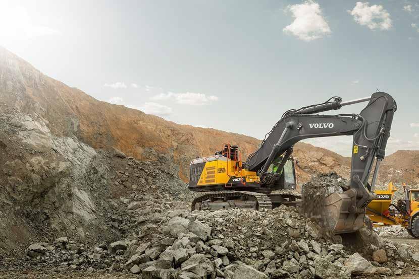 Page 16 of 90-Tonnen-Bagger von Volvo jetzt weltweit verfügbar