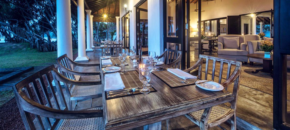 Page 14 of The Restaurant @ Mosvold Villa