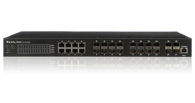 Page 19 of Red Lion presenta su conmutador Gigabit Ethernet Layer 3