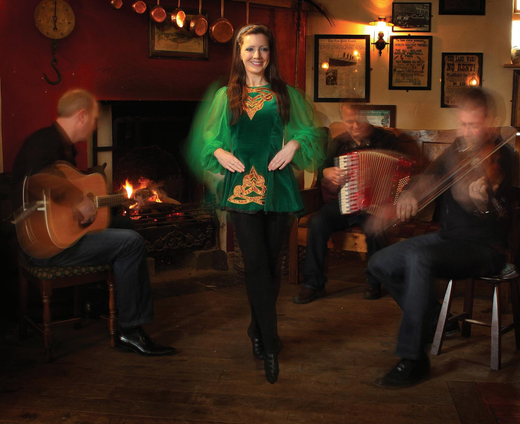 Page 50 of Hup! Learning the Rules of the Road for Irish Music and Dance