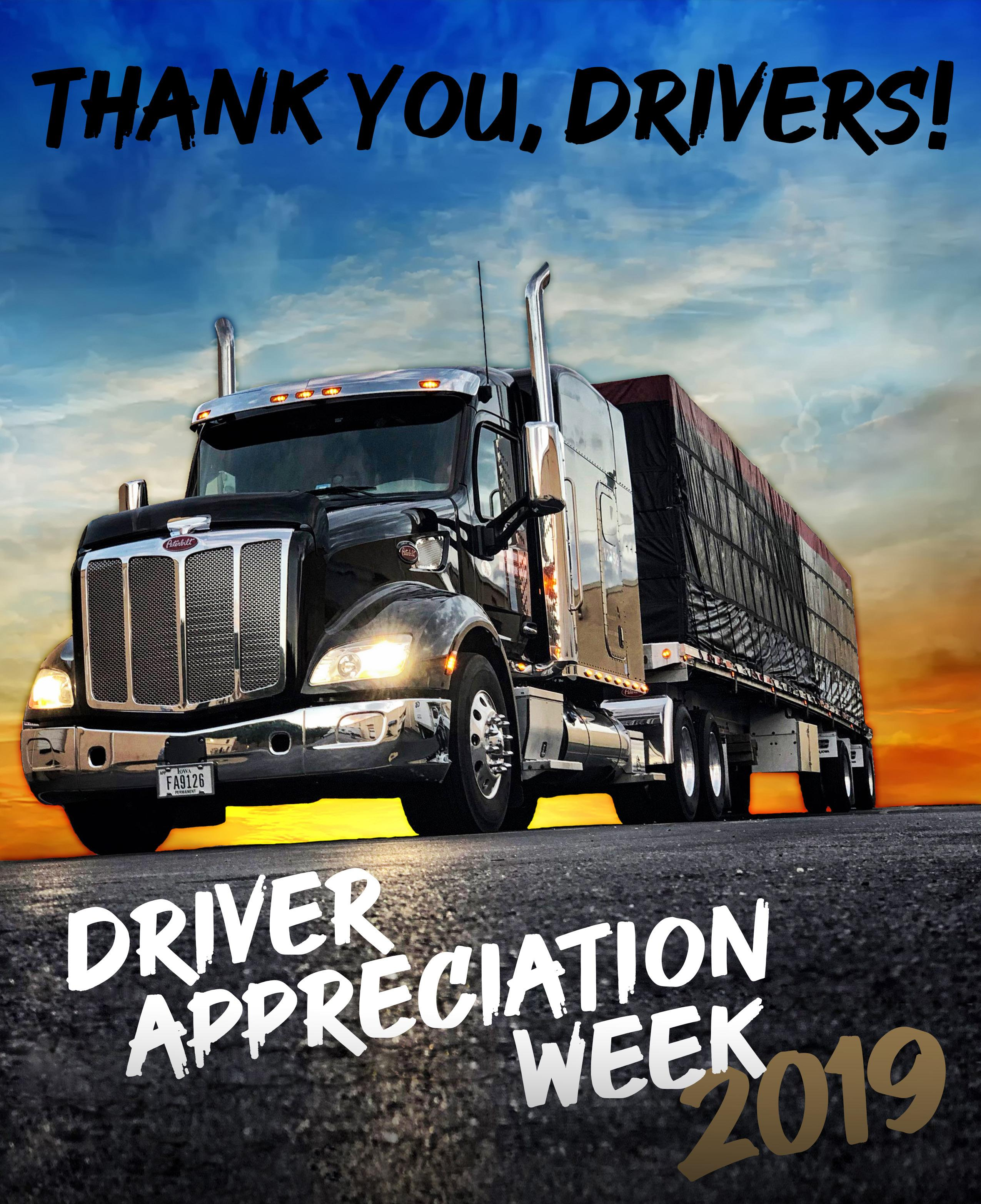 Page 8 of Driver Appreciation Week 2019