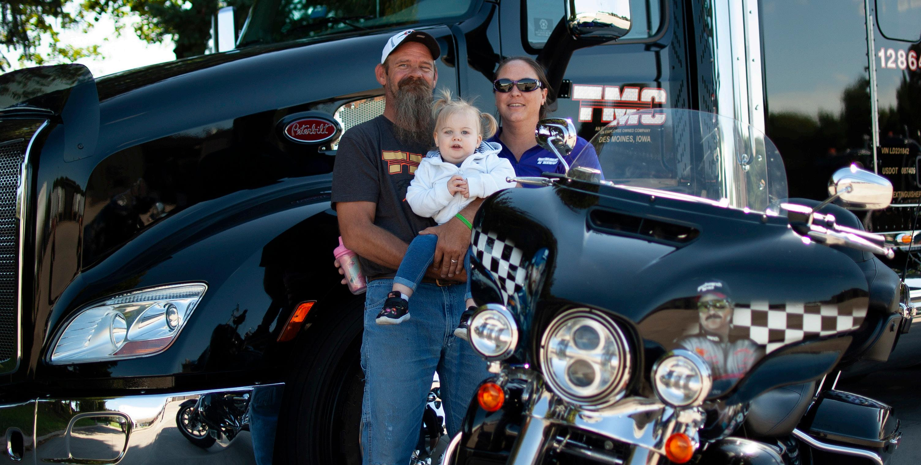 Page 14 of Love for NASCAR Inspires a Vision on Two Wheels