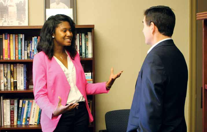 Page 45 of McLean Scholar takes service, leadership roles