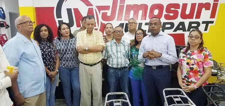 Page 24 of Jimosuri Multi Part abre sus puertas en Gaspar Hernández
