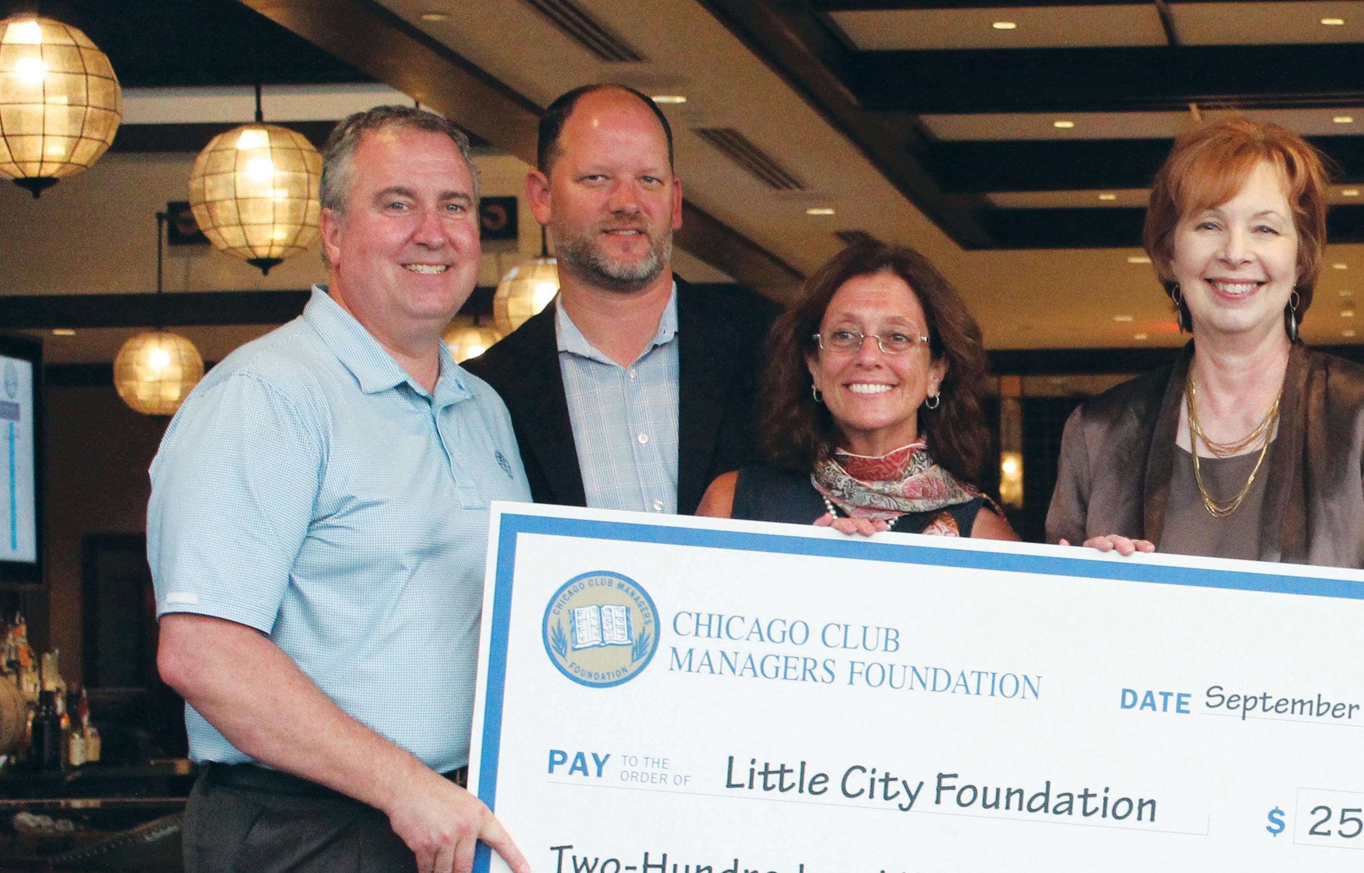 Page 4 of Monumental Gift to Expand Center for Employment
