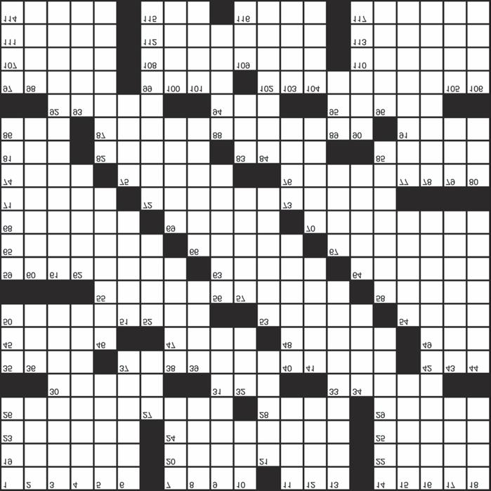Page 34 of L. A. TIMES CROSSWORD