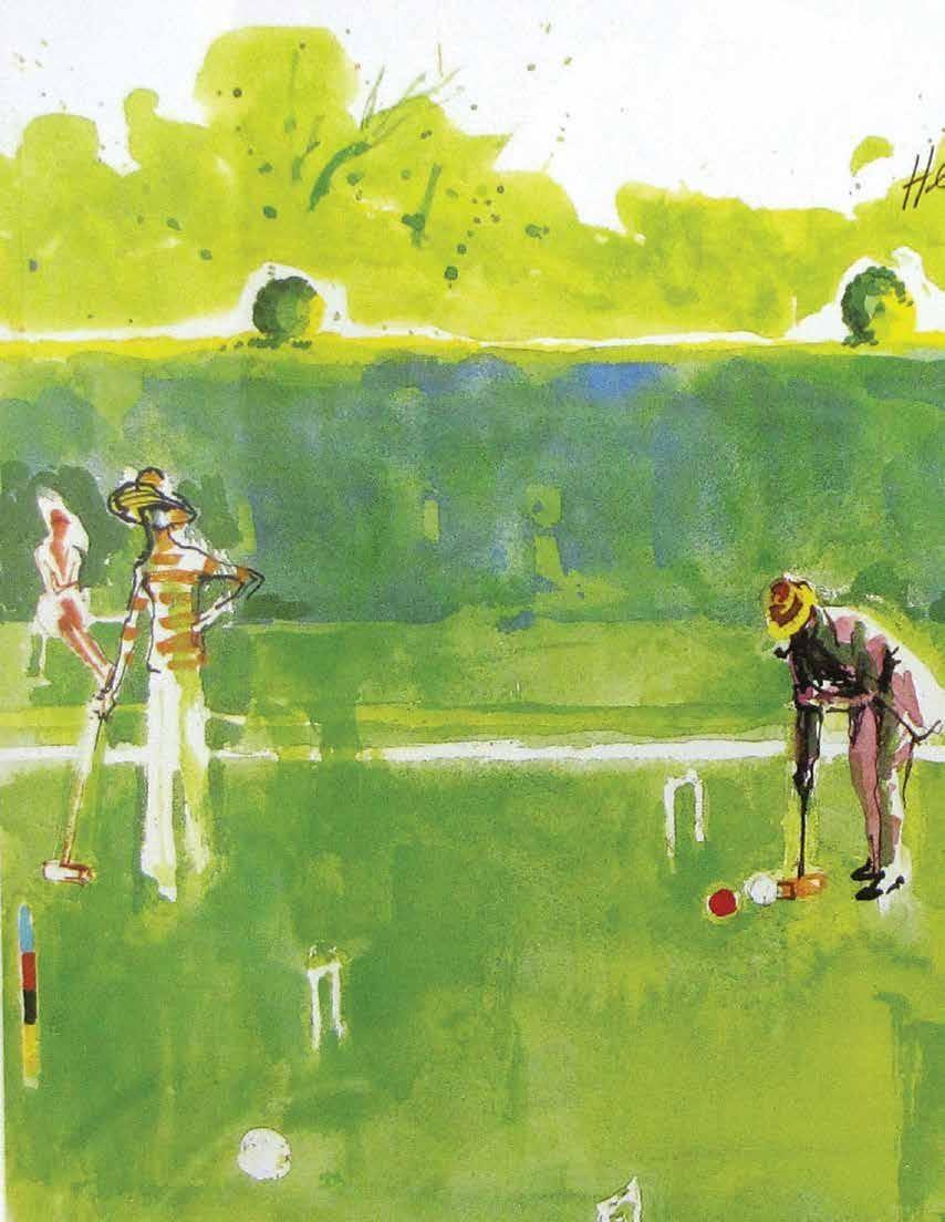 Page 20 of Leroy Niemen's Brush with Croquet
