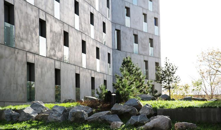 Page 48 of Einar Mattssons prisade plusenergihus på KTH Campus får