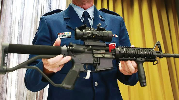 Page 33 of Gun buyback over, prohibited weapons remain