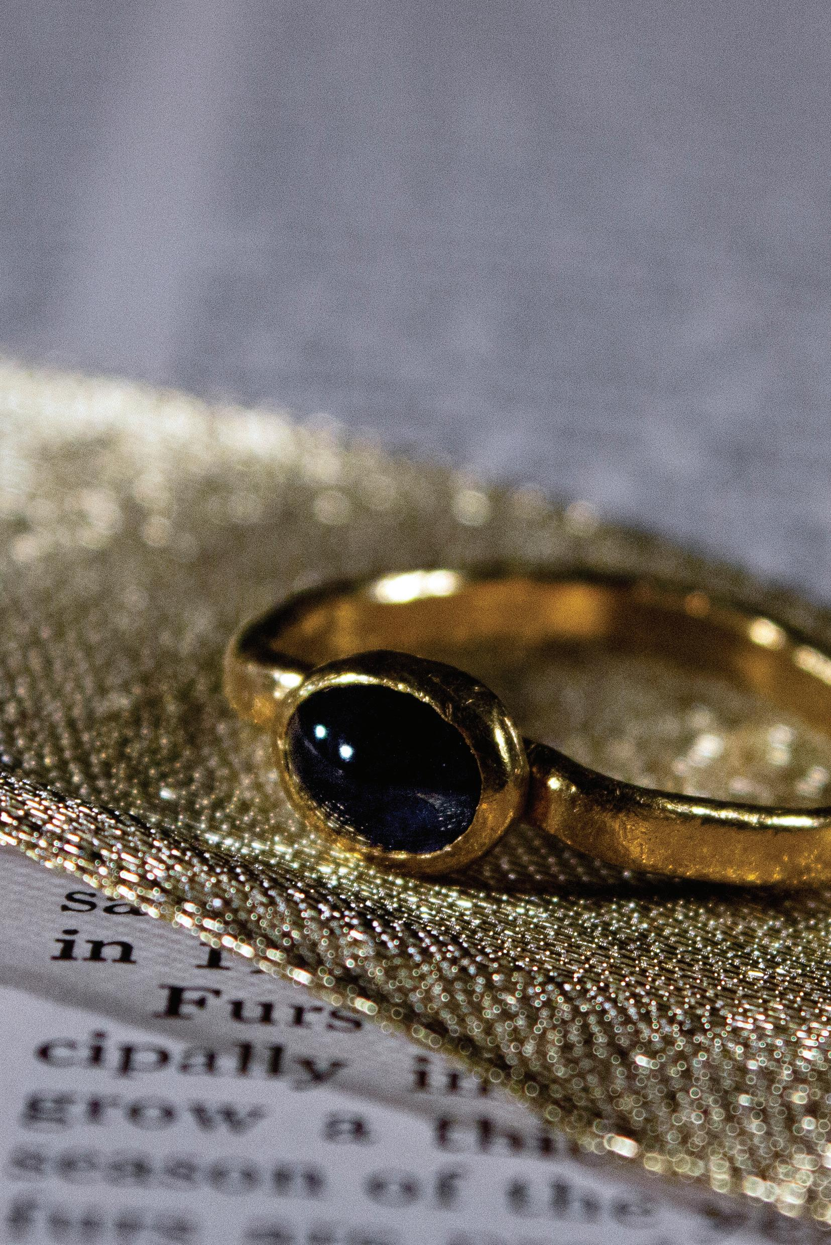 Page 46 of Off the Chain A Glimpse into the Tradition of Passing on Family Heirlooms