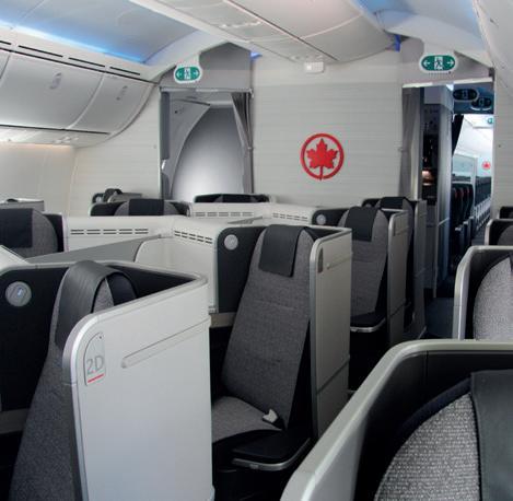 Page 32 of Volar a América de forma sostenible con Air Canada