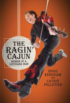 Page 26 of REVIEWS The Ragin' Cajun Doug Kershaw publishes a