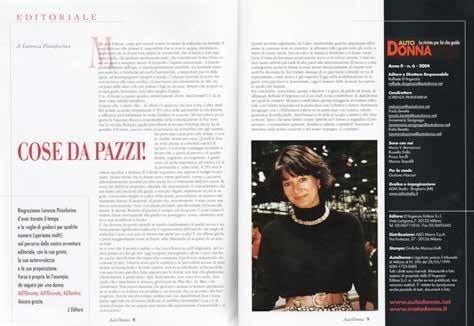 Page 14 of AUTO&DONNA VENT'ANNI DOPO