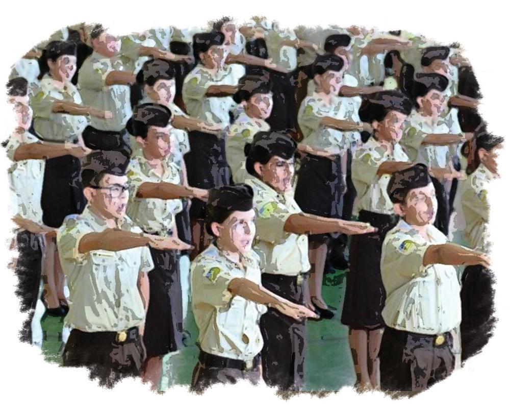 Page 32 of Escolas militarizadas: um passo adiante para o capital