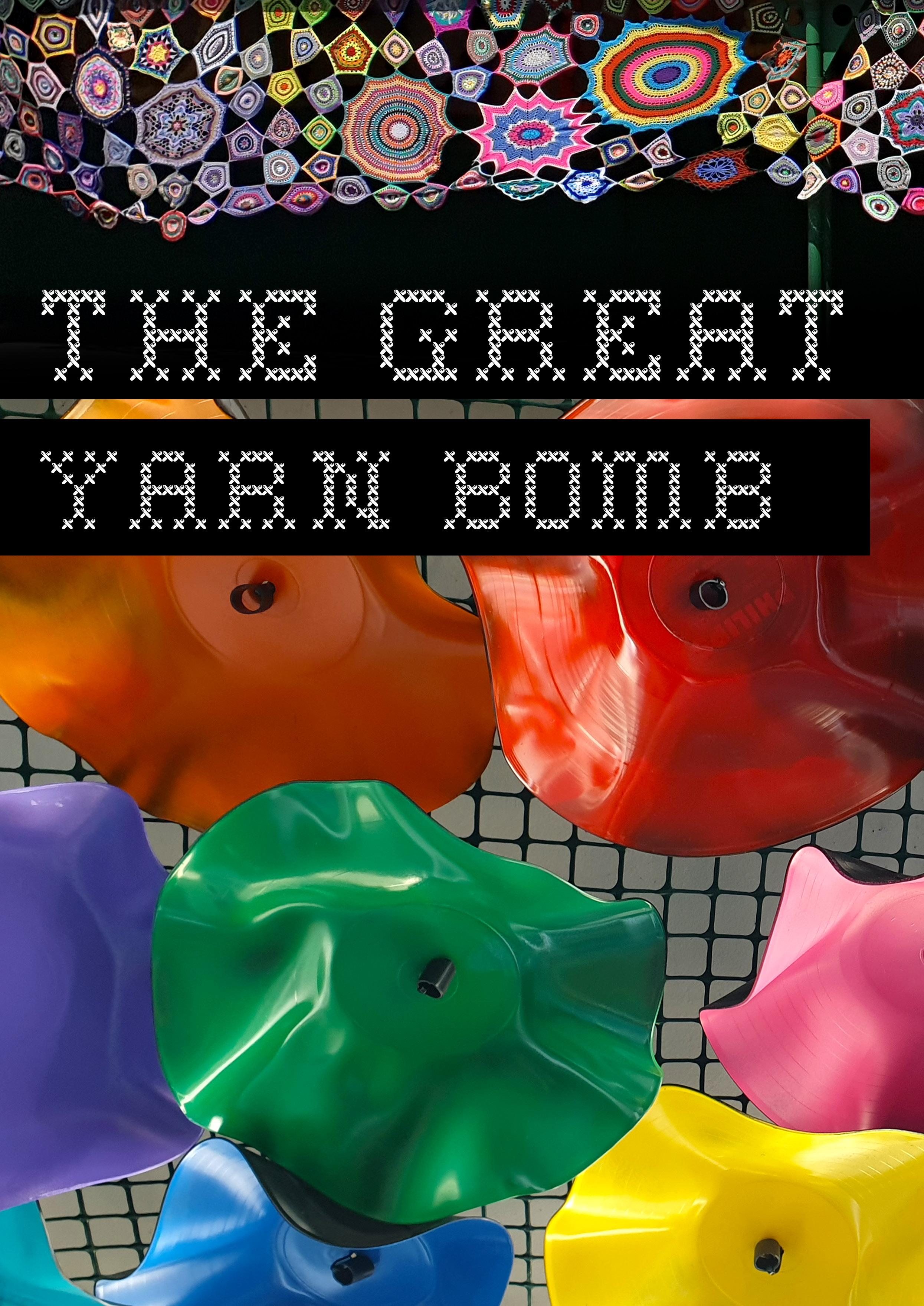 Page 40 of The Great Opunake Yarn Bomb