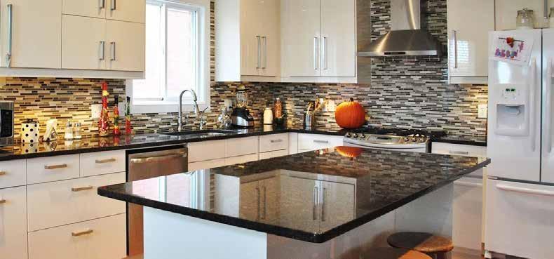 Page 18 of Kitchen: Choosing quarts to modernize your kitchen worktop