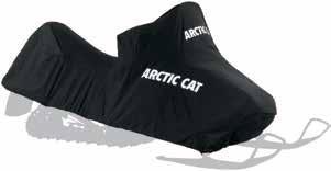 Arctic Cat Snowmobile Custom Handlebar Bag Universal Fit 6639-716