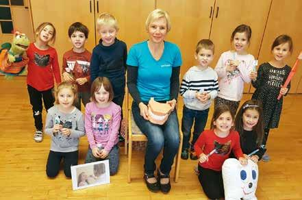 Page 23 of Aktuelles aus dem Kindergarten Fürnitz
