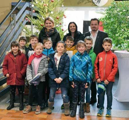 Page 22 of Volksschule Latschach zu Besuch im Gemeindeamt