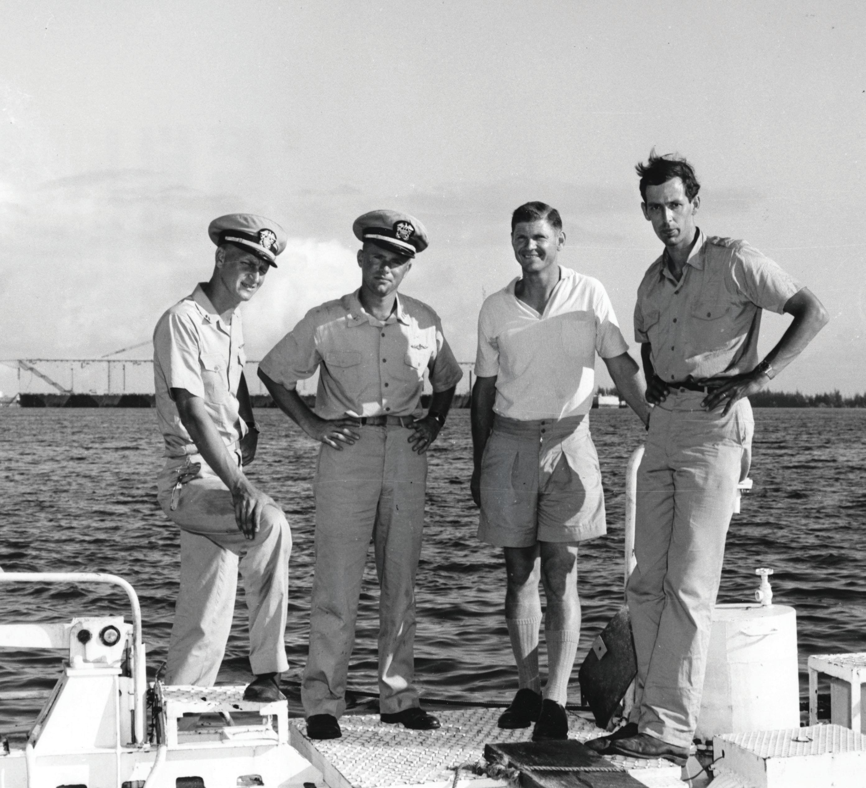 Page 68 of Seven Miles Under the Sea: The Story of Don Walsh and One of America's Greatest Marine Adventures