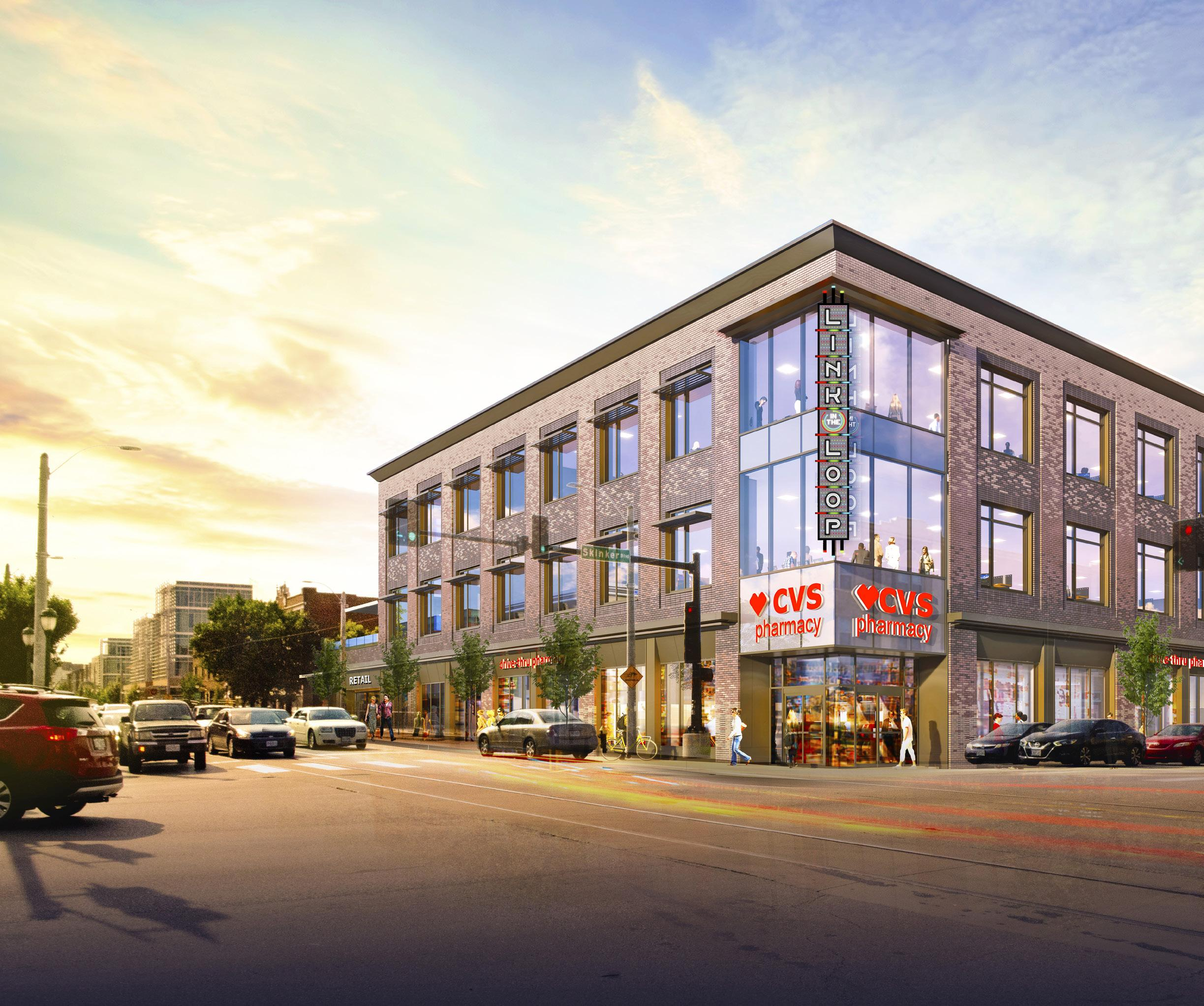 Page 16 of Link in the Loop Dominates Delmar and Skinker, Inviting Retail and Office Tenants to Join CVS