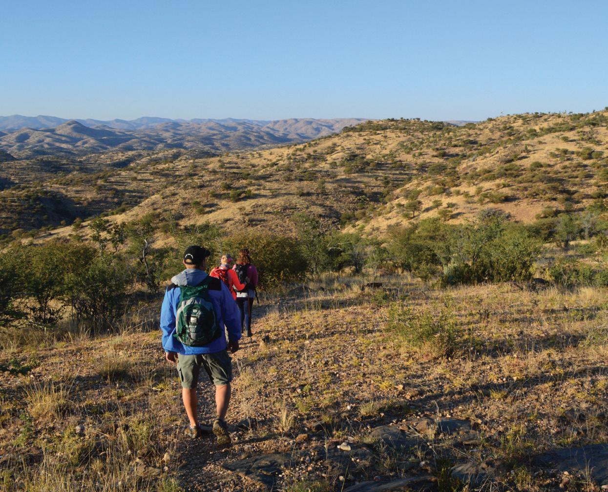 Page 24 of DAAN VILJOEN Tackle the Rooibos Trail