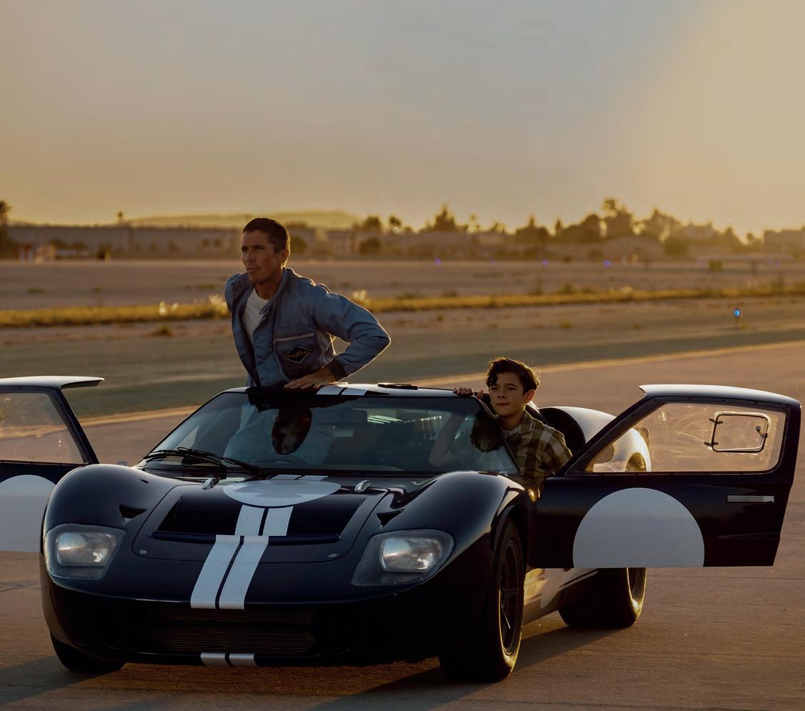 Making A Scene Ford V Ferrari Issuu