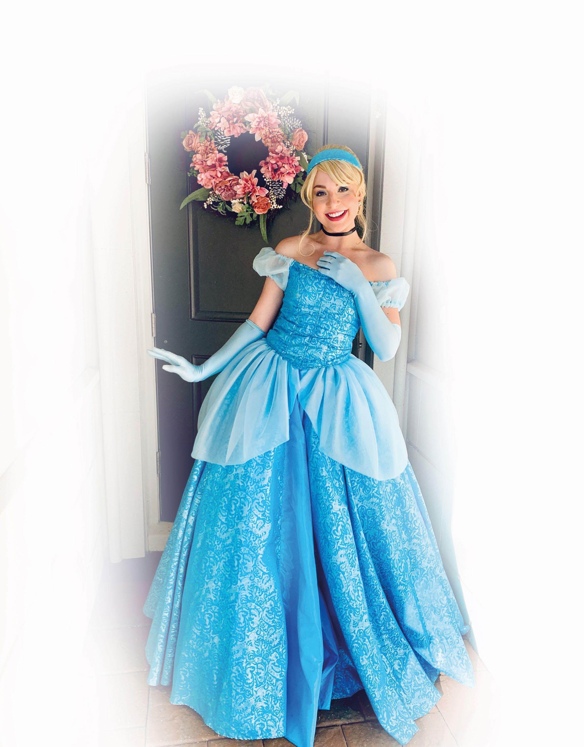 Page 42 of Expresso Princesa: Trazendo o mundo mágico para a vida real