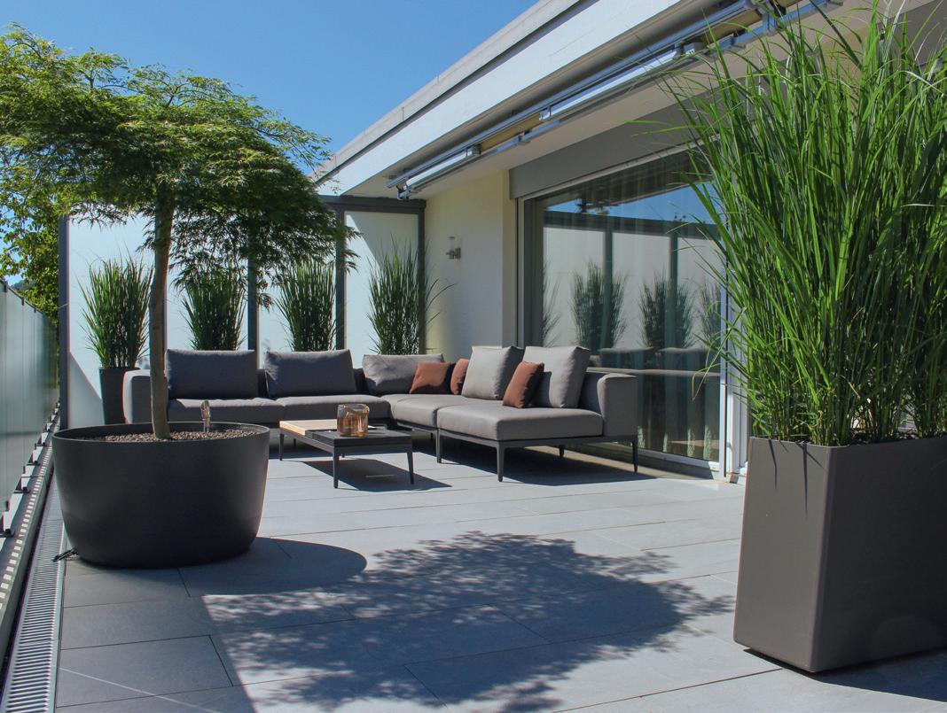 Page 44 of SILVEDES AG Terrassengestaltung mit Sichtachsen