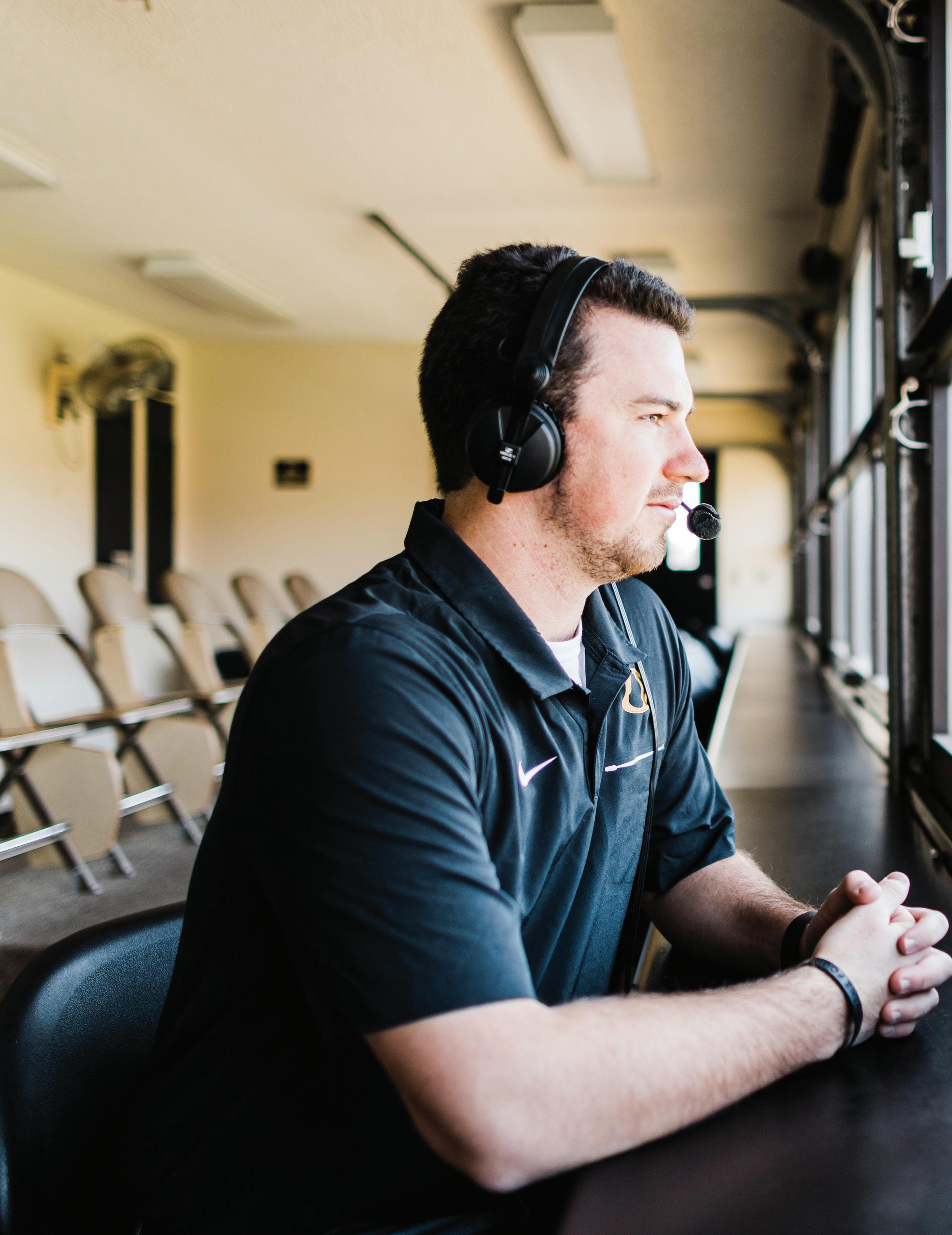 Page 44 of Heard It On The Radio: A Sportscaster's Journey to the State Championship Game