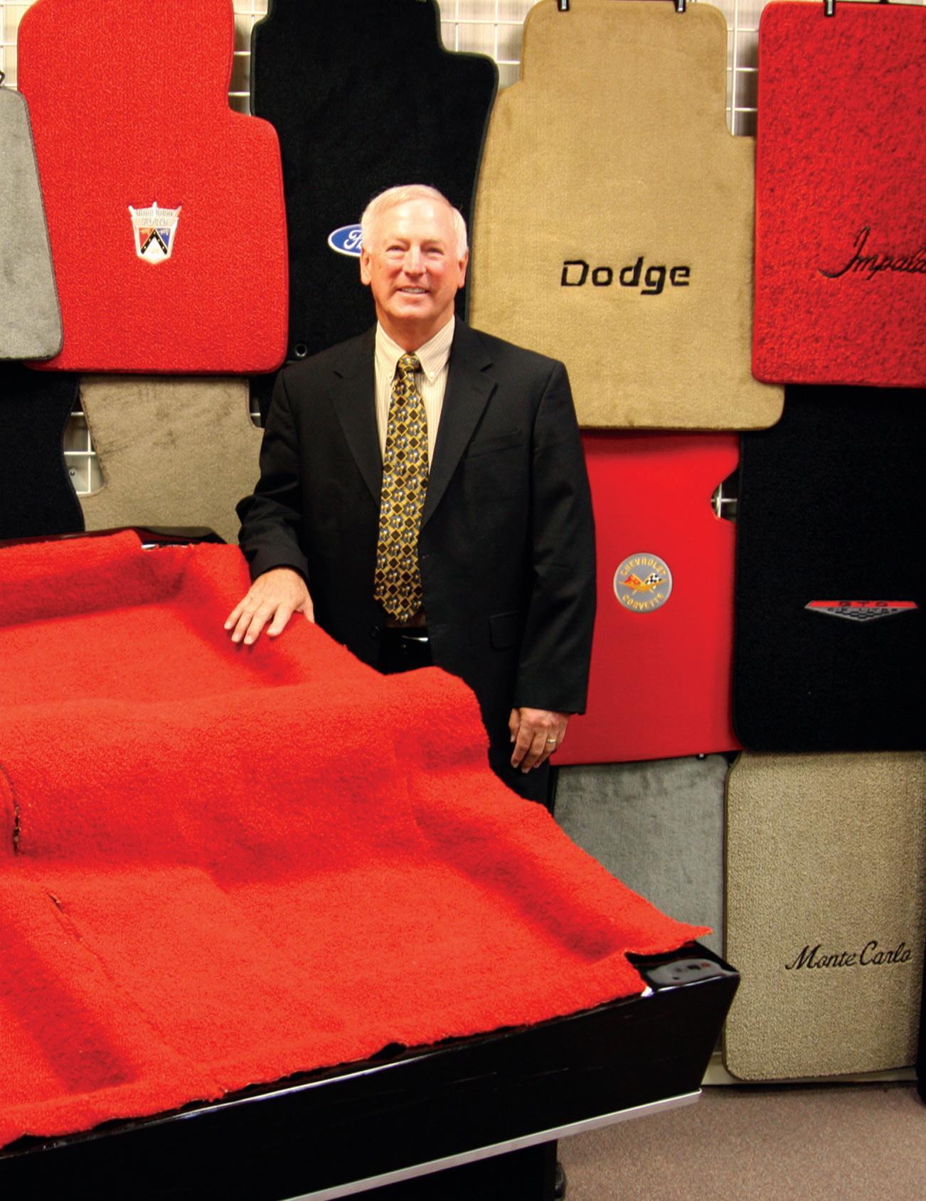 Page 96 of Industry Spotlight: Auto Custom Carpets
